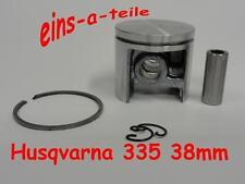 Kolben passend für Husqvarna 335 38mm NEU Top Qualität