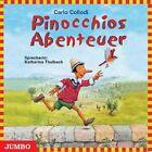 Pinocchios Abenteuer. CD (2002)