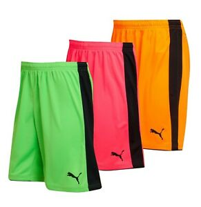 Mens-Puma-DryCELL-Football-Sportswear-Goalkeeper-Shorts-Sizes-from-S-to-XXL