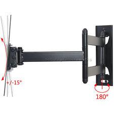"Articulating LCD LED TV Wall Mount for LG Samsung Vizio 24 28 32 40 42"" Tilt bn1"