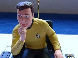 Hallmark-Keepsake-Ornament-Vintage-1995-Star-Trek-Captain-Kirk