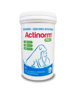 Actinorm Pro 60cprceva Salute Animale Spa