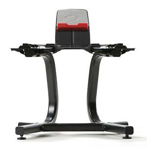 Bowflex SelectTech Dumbbell Stand w/Media Rack for SelectTech 552 &1090 dumbbell