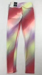 987aa2c011ab4 Victoria's Secret Sport VSX Knockout Tight Cali Haze Rainbow mesh ...