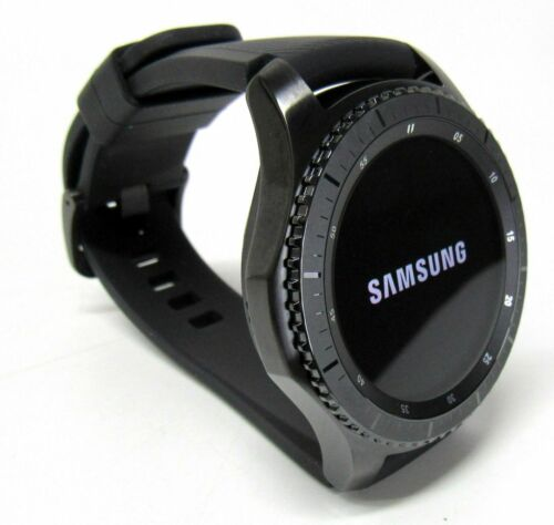 Samsung-Gear-S3-Frontier-46mm-Stainless-Steel-Space-Gray-Sm-R760-With-Black-Band