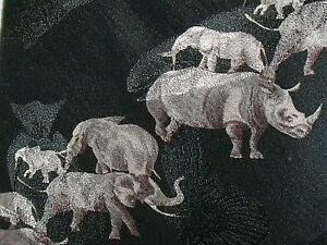 Endangered-Species-Tie-Necktie-Lion-Cheetah-Rhino-Elephant-Giraffe