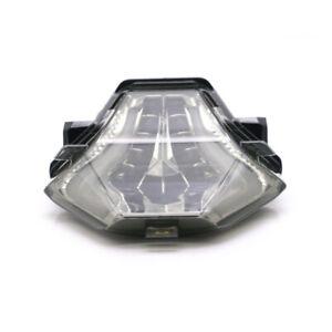 Fanale posteriore a LED per moto Indicatore di direzione del freno posteriore Fanale posteriore per YZF R3 R25 Y15ZR MT07 FZ07 LC150 MT-07