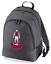 Football-TEAM-KIT-COLOURS-Villa-Supporter-unisex-backpack-rucksack-bag miniatuur 4