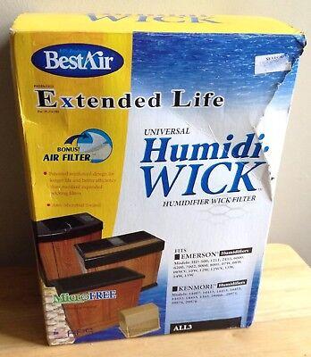 Best Air MoistAir Floor Humidifier Wick Filter E2R