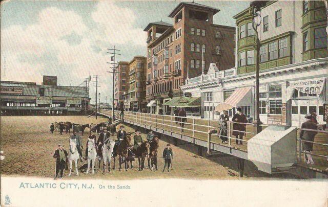 Atlantic City, NEW JERSEY - Horseback Riding