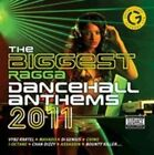 Biggest Ragga Dancehall Anthems 2011 Various Artists 0054645520720