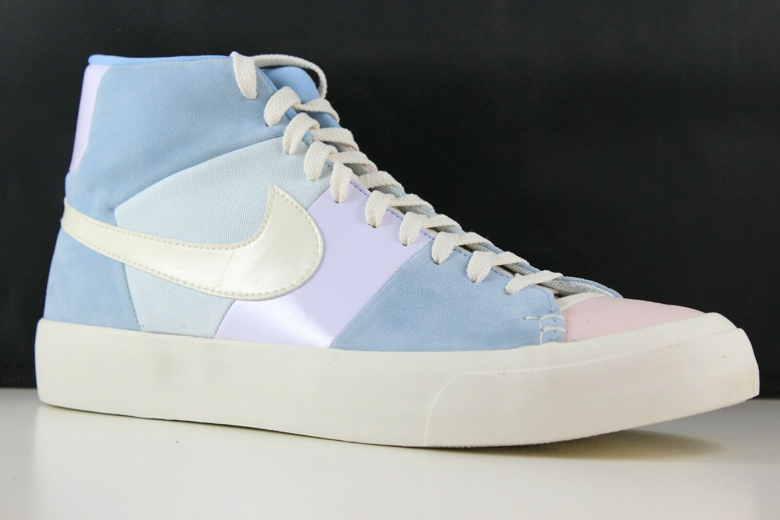 Nike Blazer Royal Easter Size 13 Mens Arctic Pink Sail-Leche bluee AO2368-600