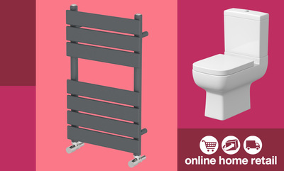 SAVE 15% off Bathrooms - Limited Time Only!