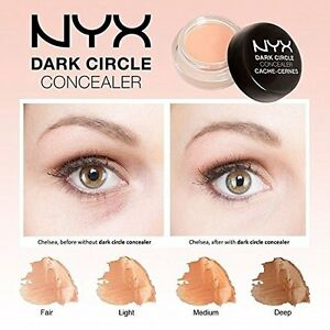 NYX Dark Circle Under Eye Concealer ~ Choose Your Shade | eBay