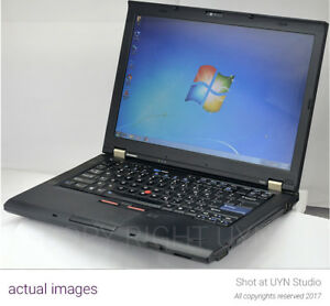Lenovo Core I5 8GB RAM 1TB HDD Win 7 1 Yr Warranty Thinkpad -Ebay Highest Rating