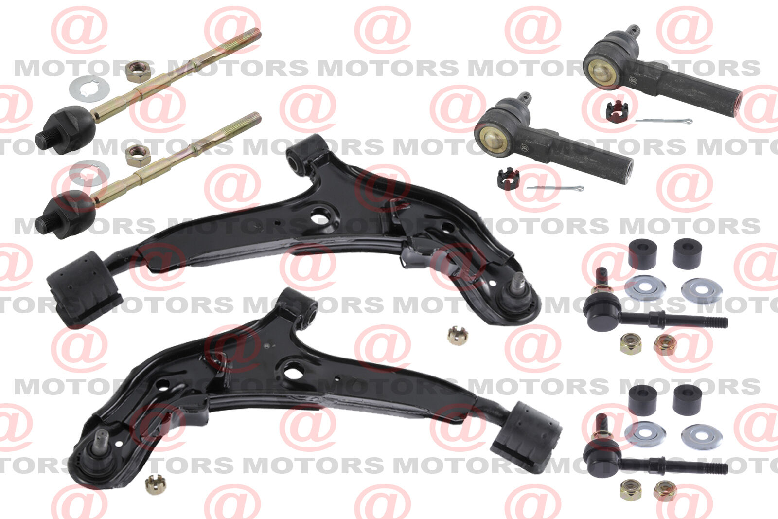 For 2003-2005 GMC Savana 2500 Radiator 64127DX 2004 5.3L V8