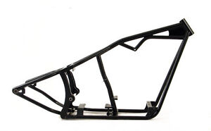 image is loading custom chopper bobber motorcycle frame 250 wide tire - Motorcycle Frame