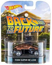 "Hot Wheels Retro Entertainment 48' Ford Super De Luxe ""Back To The Future"