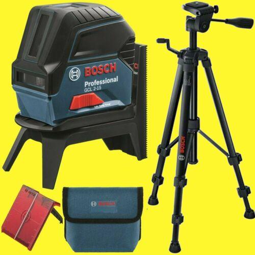 trépied BT Multi Fonction Support RM 1 Bosch Croix lignes point laser GCL 2-15