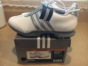 zapatos golf mujer adidas