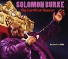 The Last Great Concert by Solomon Burke (CD, Jul-2012, 2 Discs, Floating World)