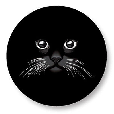 """Pin Button Badge Ø25mm 1/"""" Animal Chat Chatton Chatte Felin Cat"""