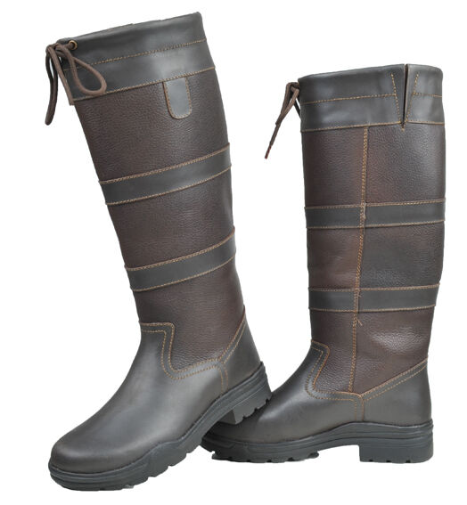 HKM BELMOND COUNTRY SPRING RIDING BOOTS LEATHER 2011