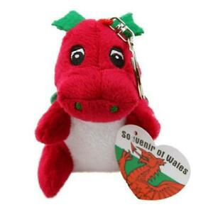 Funny Welsh Dragon Soft Plush Toy Wales Souvenir