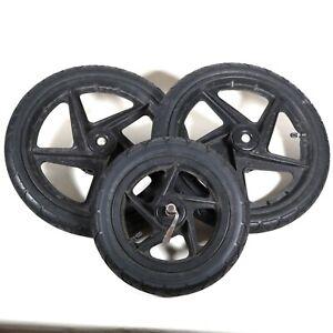 3 BOB B.O.B. Revolution Stroller Jogger Replacement Wheels ...