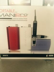 Image Is Loading Kupa Mani Pro Pport E Filing Set Nail