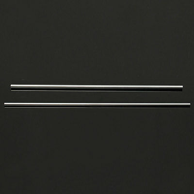 OD 300mm 380mm Cylinder Liner Rail Linear Optical Axis Chromed Resistance 8mm