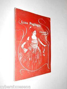 LINA-PAGLIUGHI-Ricordi-bruno-cernaz-1982