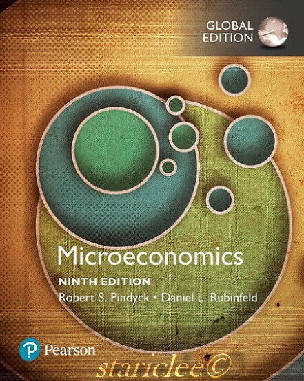 New 3 Days Us Microeconomics 9e Robert S Pindyck Rubinfeld