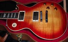 Gibson 2016 Les Paul Standard T LP Premium Sunburst OHSC Tight Curly Flame MINT!