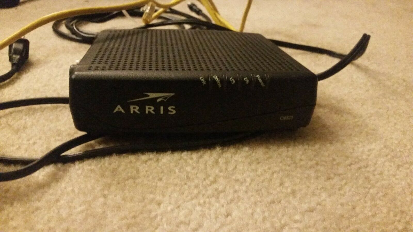 Arris Tg2482 Router Login