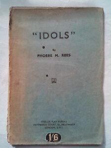 PHOEBE-M-REES-IDOLS-S-B-1937-1ST-1-COPY-CHARLOTTE-MOREAU-PARIS