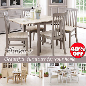 image is loading florence stunning rectangle extended kitchen dining table and - Kitchen Dining Table And Chairs