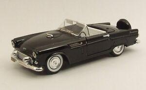 Rio 4387 - Ford Thunderbird Spyder Marilyn 1956 Noir 1/43