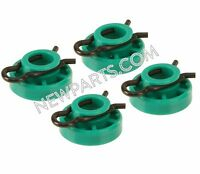 Set Of 4 Window Regulator Rollers Sliding Block In Window Channel For Saab on sale