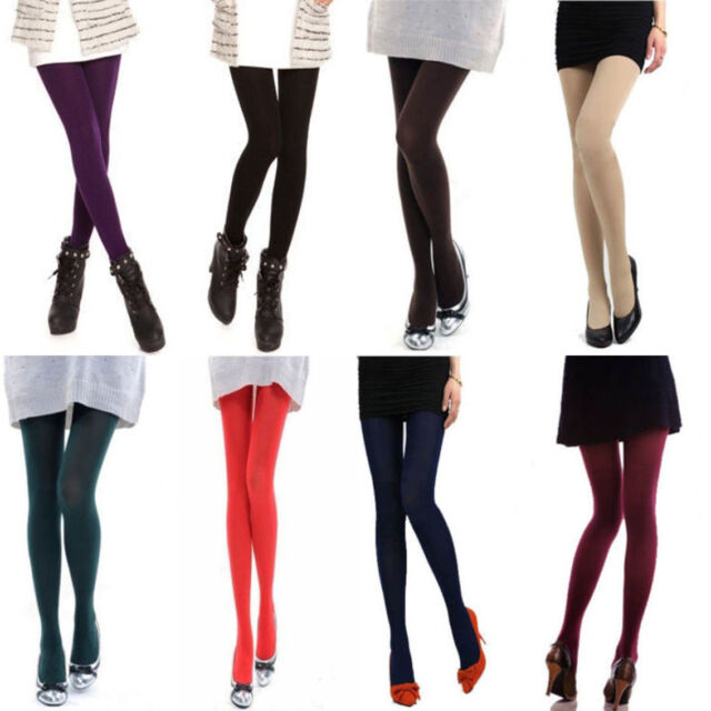 1Pair Women Thick Warm Autumn Winter Stockings Cashmere Socks Pantyhose Tights
