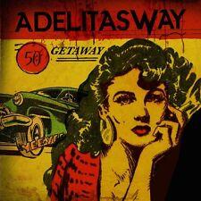 ADELITAS WAY CD - GETAWAY (2016) - NEW UNOPENED - ROCK METAL - FUEL MUSIC