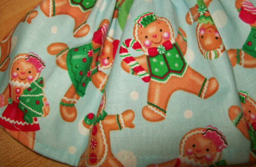 "CHRISTMAS GINGERBREAD KIDS  NITEY NIGHTGOWN  for 15-18/"" CPK Cabbage Patch Kids"