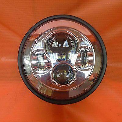 Honda Shadow Sabre AERO VT1100 DAYMAKER CHROME HID LED Headlight Mount