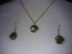 Silver-tone-Paw-Print-pendant-Necklace-Earing-Bracelet-for-Pet-Dog-Cat-Memorial