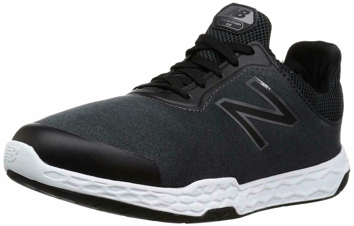 3521ad3ff3 New Balance Men's 818v3 Fresh Foam Trainer - SZ color Cross Choose  nuqdbx1037-Athletic Shoes