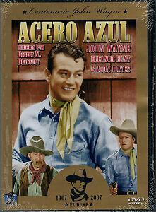 Acero-azul-Blue-Steel-1934-DVD-Nuevo