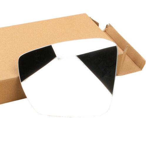 Linke Tür Seitenflügel Spiegelglas Mit Heizung Für Skoda Octavia 5E 14-18 Neu