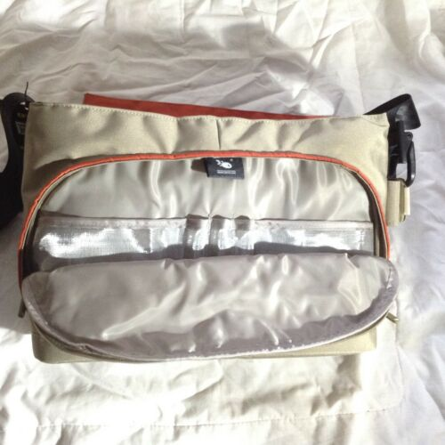 531360e18e4b 6 of 9 Funky laptop messenger bag iMac Microsoft Samsung designed in  Belgium bnwt