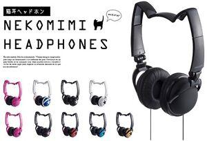 Nekomimi Headphones Cat Ear