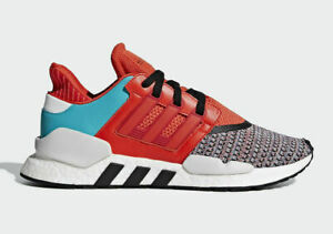 low priced 0e659 77096 Image is loading ADIDAS-Originals-EQT-Support-91-18-Boost-Shoes-